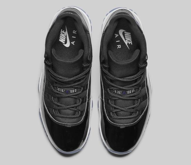 13928a4c4c3 ... Space Jam 11 On Feet: Reminder: Air Jordan 11 Space Jam 2016 Releases  Tomorrow