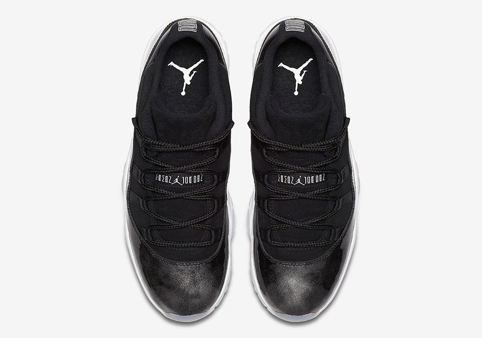"2cc6ee7a5880bf Air Jordan 11 Retro Low ""Barons"" VNDS Size 10.5"