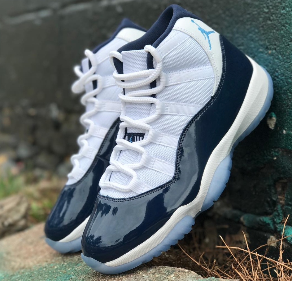 af2fe903e1f8 Air Jordan 11 Midnight Navy - New Images