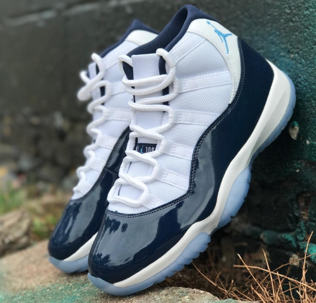 air jordan 11 midnight navy