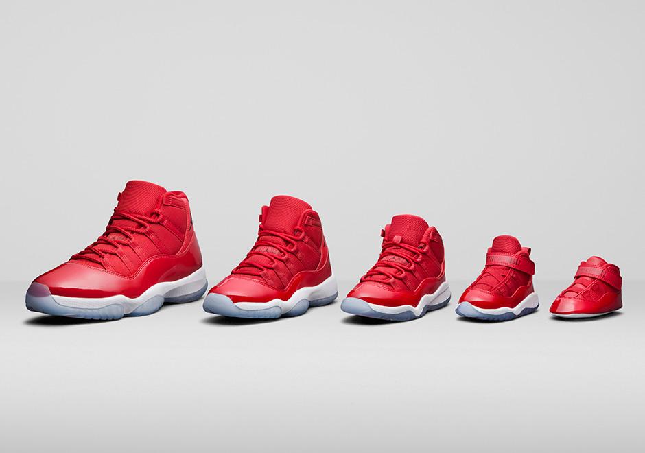 Air Jordan 11 Gym Red 2017 Release Date | SneakerFiles