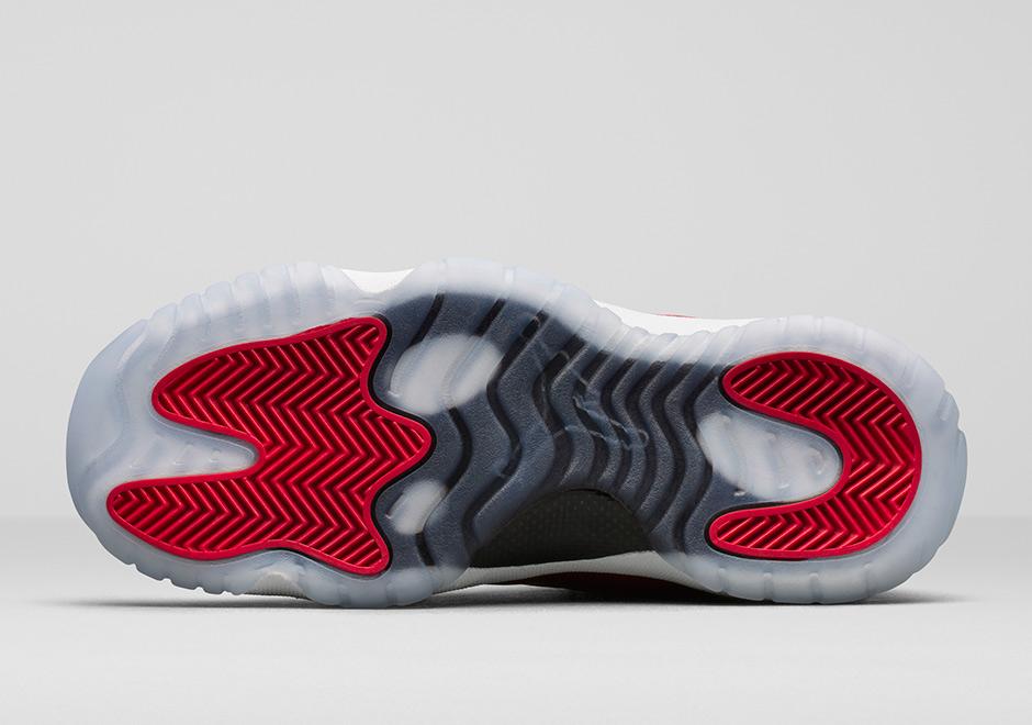 153593a033bc Air Jordan 11 Retro Color  Gym Red White-Black Style Code  378037-623. Style  Code  378038-623 (GS) Style Code  378039-623 (PS) Style Code  378040-623  (TD)