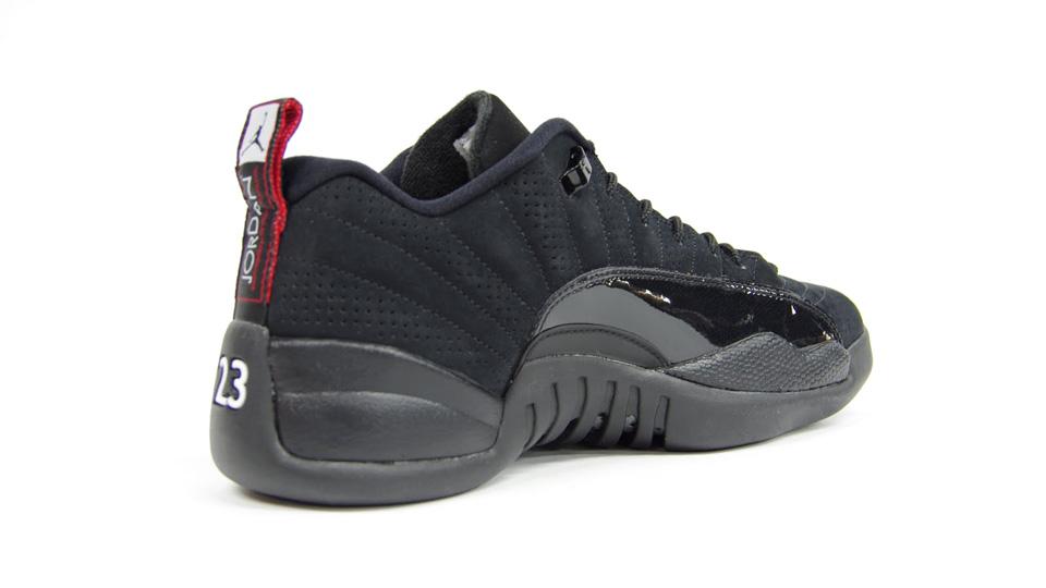 117a2b63e23 Air Jordan XII Low Color  Black Varsity Red Style  308317-001. Release   05 28 2011. Price   115.00. 2017 Nike Air Jordan 12 XII Low Black Max Orange  ...