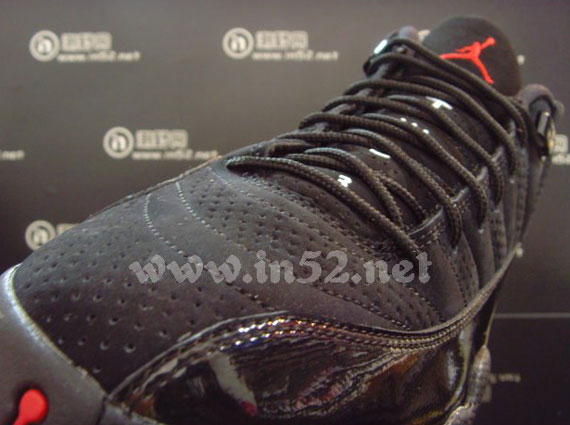 premium selection b5c25 416b2 Air Jordan XII Low Black Patent/Varsity Red NEW PICS - Air 23 - Air ...