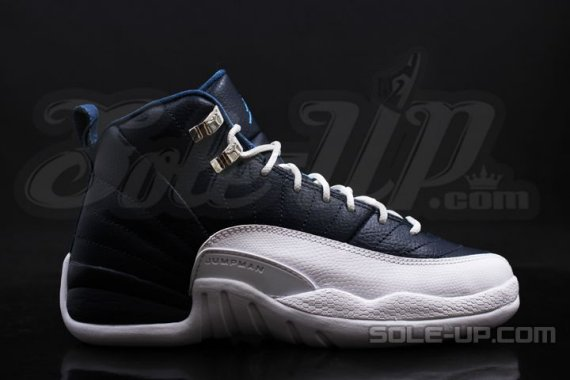 purchase cheap fadda 33398 The Obsidian White-French Blue-University Blue Air Jordan 12s will hit  stores on June 23 at the the cost of  160.