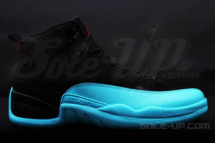 dc385e29a1a2 Air Jordan 12 (XII) Retro Color  Black Gamma Blue-Red-White Style   130690-027. Release  12 26 2013. Price   170.00