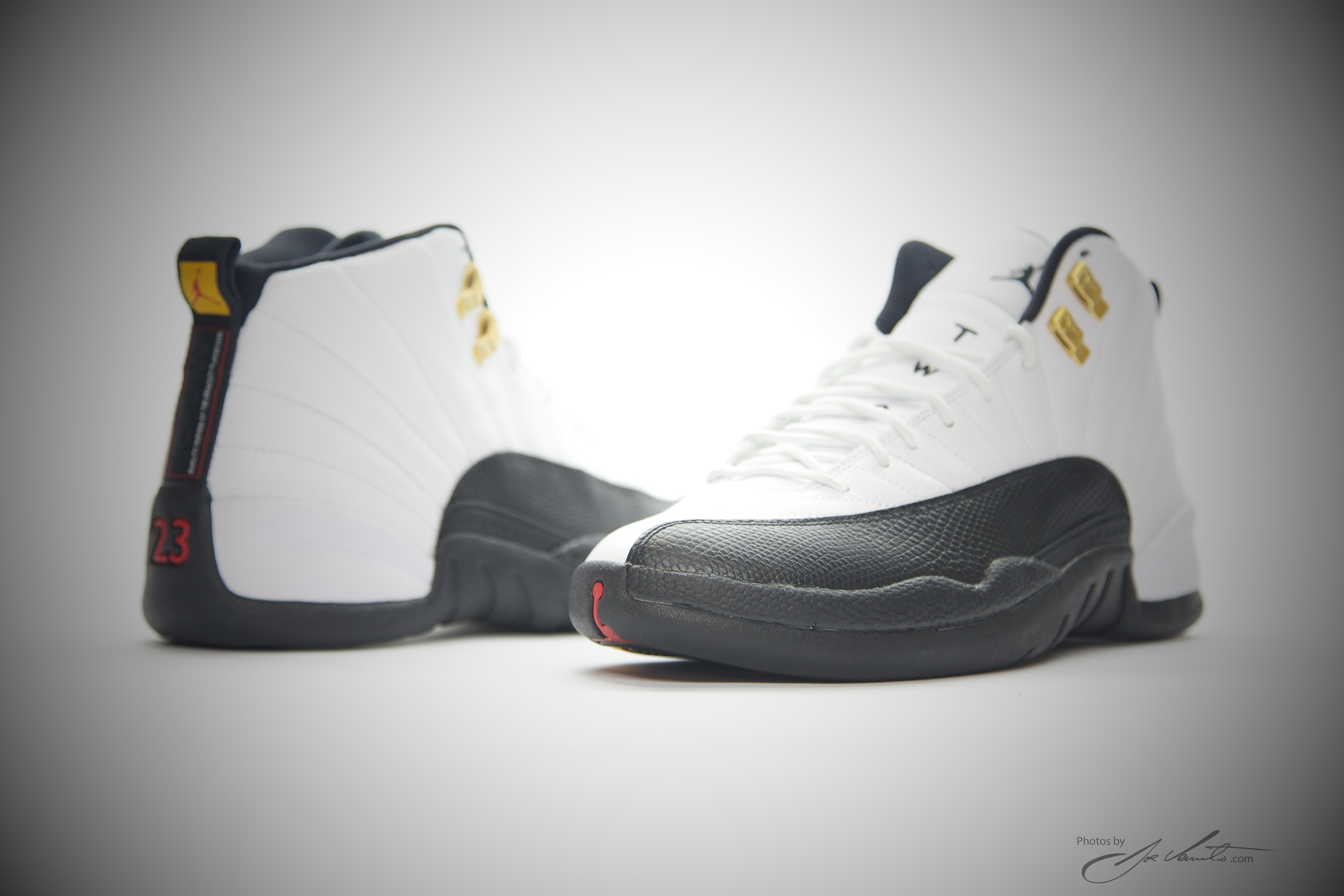 "best website 88dd3 6c175 The ""Taxi"" XIIs are scheduled to hit stores on December 14, 2013, just in  time for Christmas. Pics from Joe Venuto. Air Jordan 12 ..."