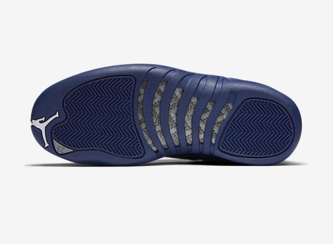 air jordan 12 deep royal blue