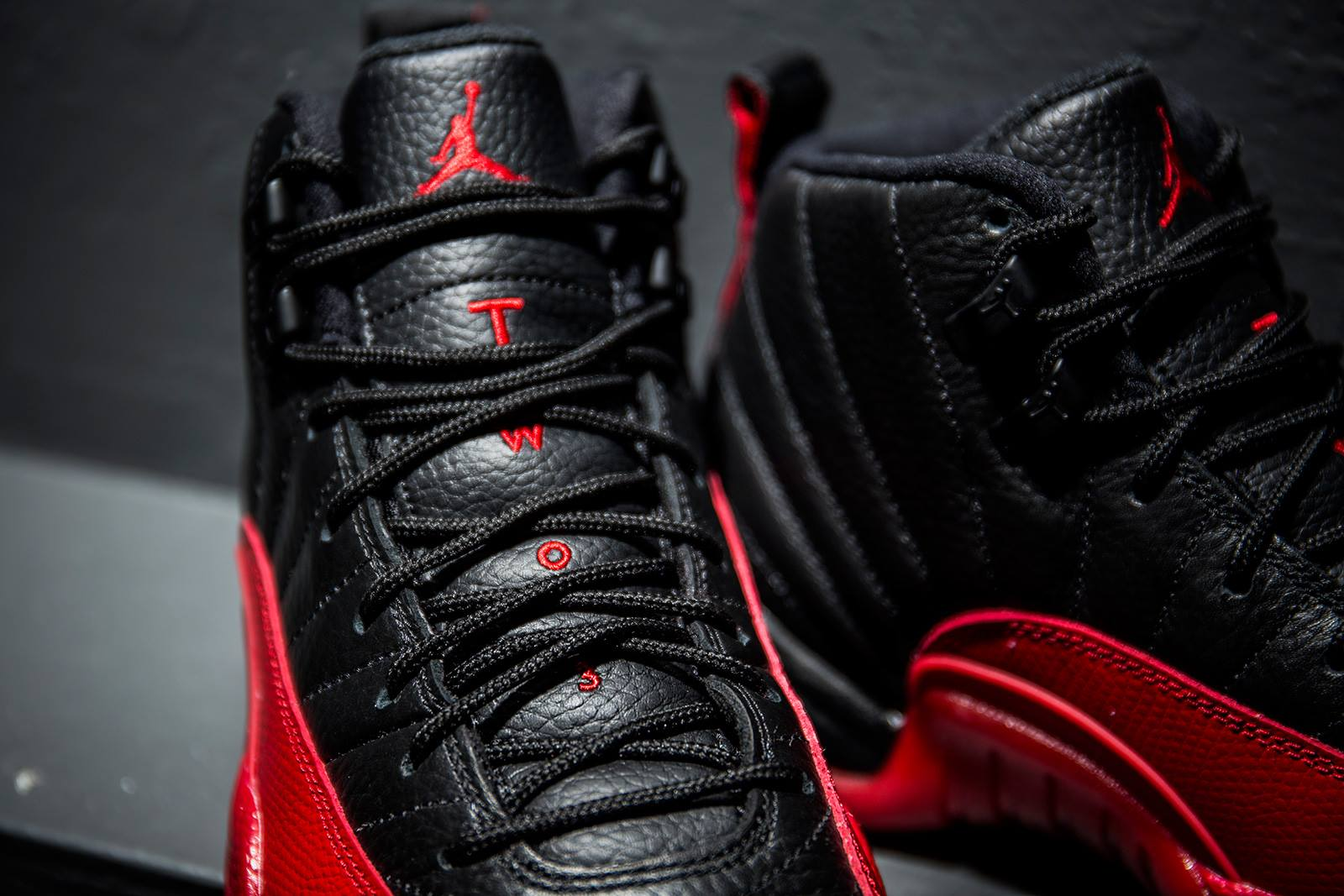 the best attitude faa56 eafae Air Jordan 12 (XII) Retro Color  Black Varsity Red Style  130690-002.  Release Date  05 28 2016 price   190.00. air jordan 12 retro flu game