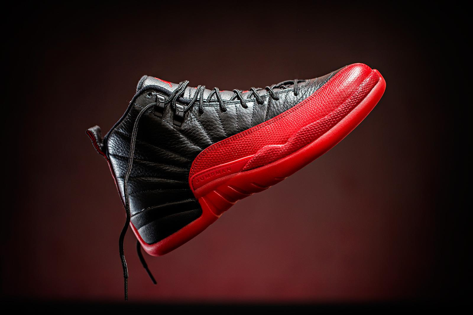 3dc217ec7abb32 air jordan retro 12 Flu Game XII Playoff 11 Bred XI
