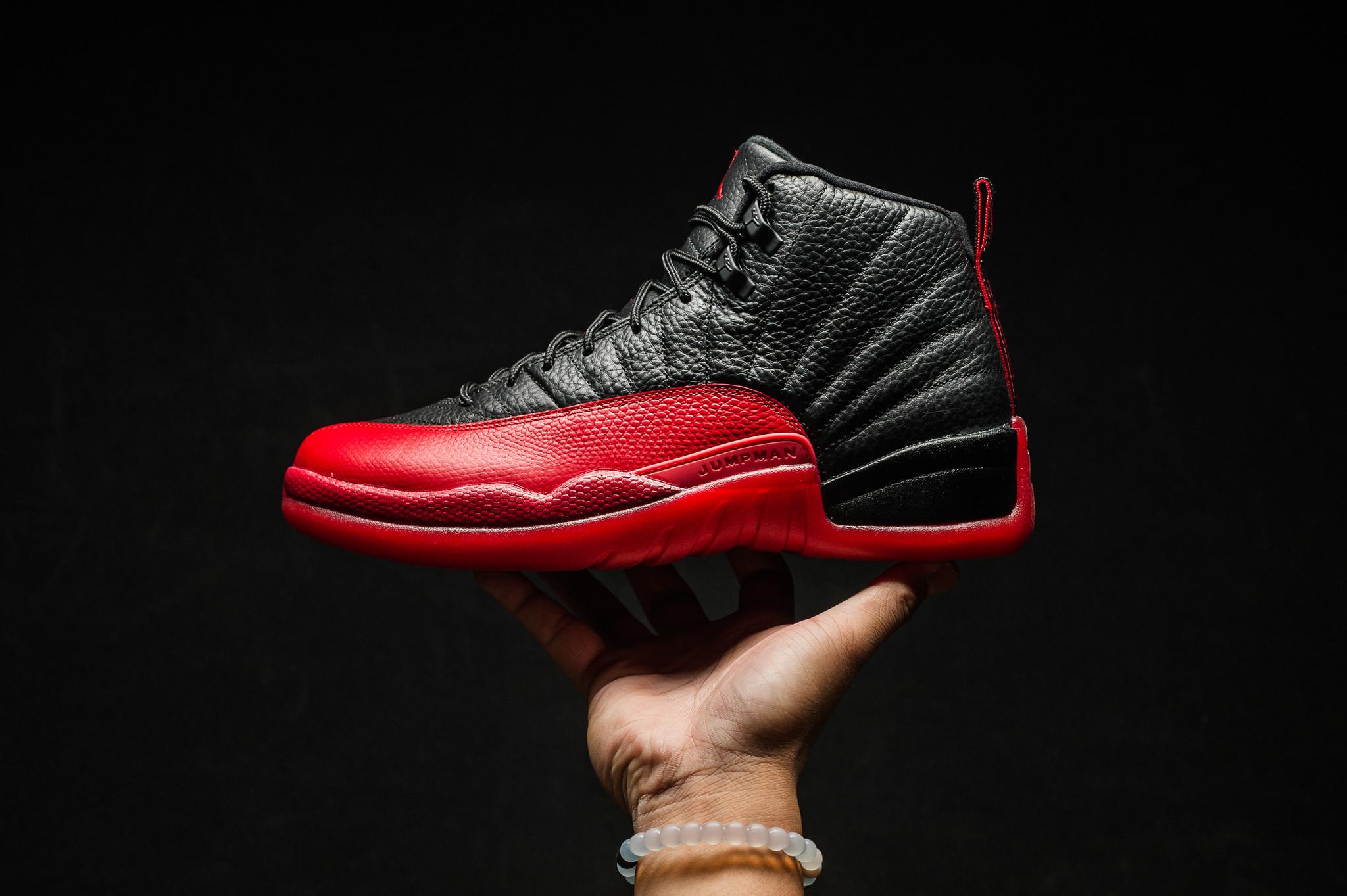 97ebd692a7e air jordan xii flu game. Air Jordan 12 (XII) Retro Color: Black/Varsity Red