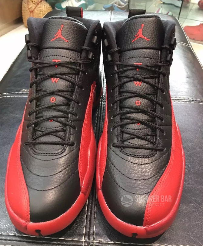 Jordan 12 Red And Black Release Date