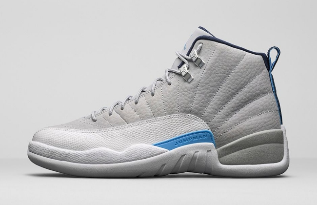 air jordan 12 retro wolf grey