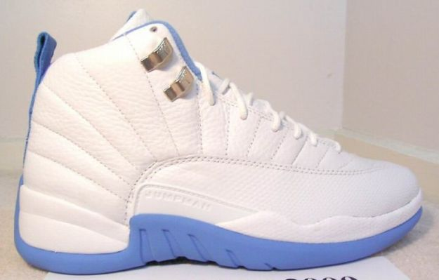 air jordan 12 gs university blue