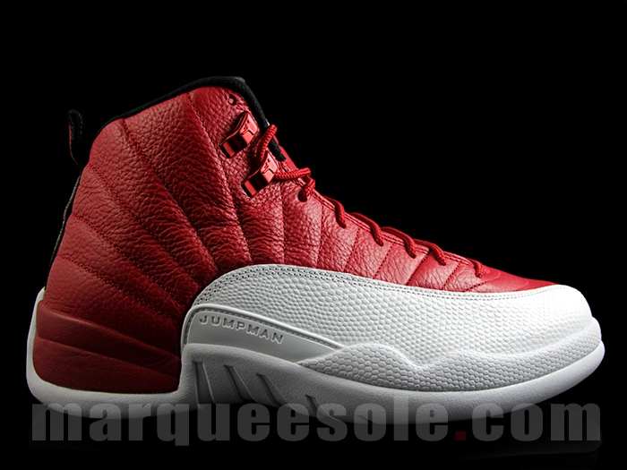 new products c234f a6652 air jordan 12 retro gym red