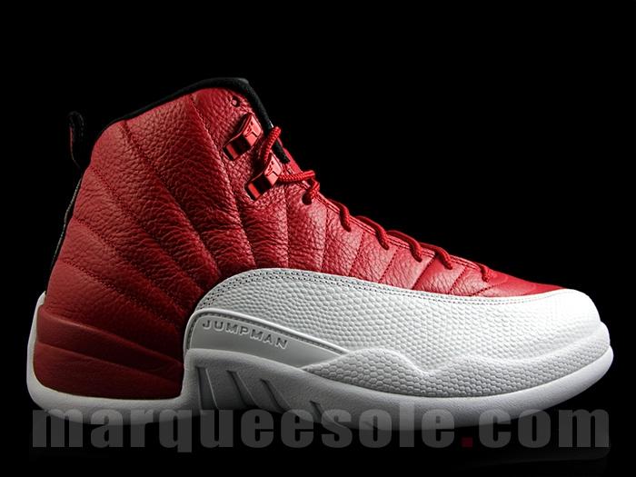 83406310404289 Air Jordan 12 Retro Gym Red - More Images - Air 23 - Air Jordan ...