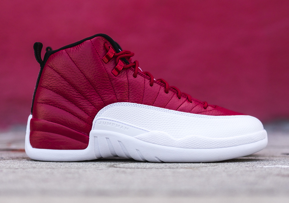 hot sale online c2fb8 64473 Air Jordan 12 Gym Red - More Images - Air 23 - Air Jordan ...