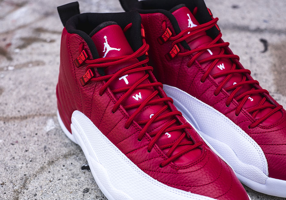 pretty nice 85de2 e04a8 air jordan 12 gym red