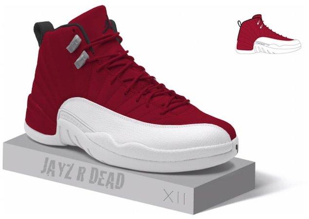 Air Jordan 12 Retro Gym Red Release Date - Air 23 - Air Jordan Release ...