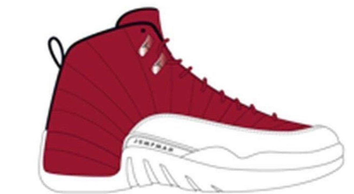 Air Jordan 12 Retro Gym Red Release Date Air 23 Air