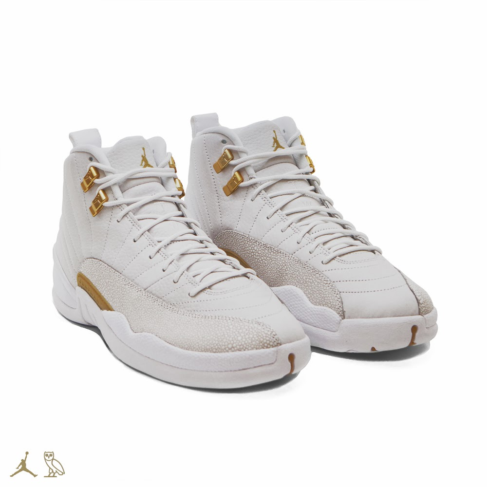 74ce2dcb7c58 air jordan 12 ovo Archives - Air 23 - Air Jordan Release Dates ...