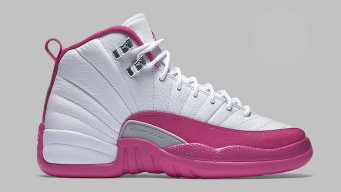 Air Jordan 12 Dynamic Pink