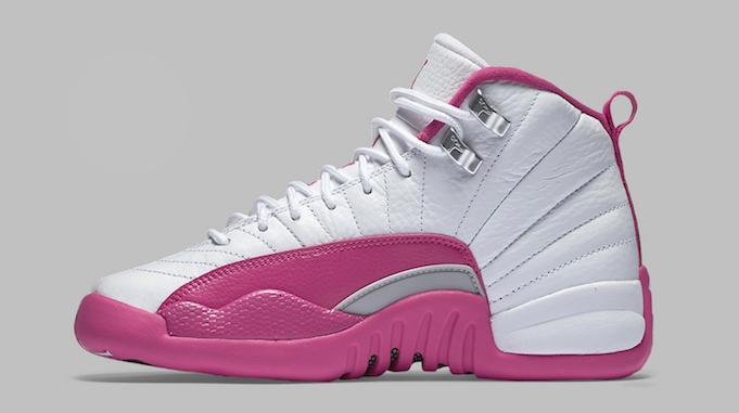 Air Jordan 12 Dynamic Pink - New Images - Air 23 - Air Jordan Release  Dates 0a23afd602