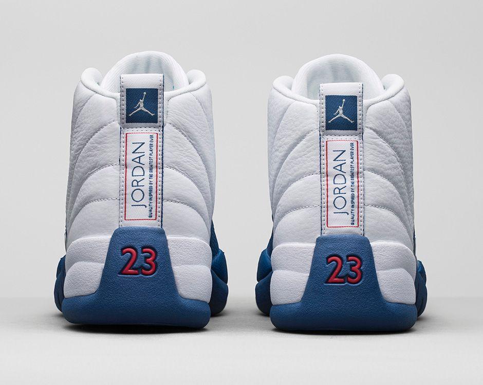 5cdfe9f0a7fa Reminder  Air Jordan XII Retro French Blue Releases Tomorrow - Air 23 - Air  Jordan Release Dates