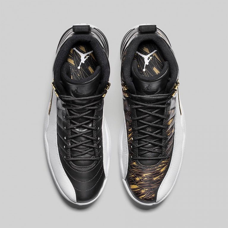 42a8123181ee18 Air Jordan 12 Wings Official Images - Air 23 - Air Jordan Release ...