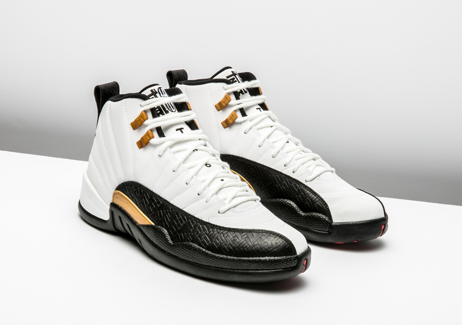 "6a4fe19335b1 Air Jordan 12 ""Chinese New Year"" Release Date - Air 23 - Air Jordan ..."