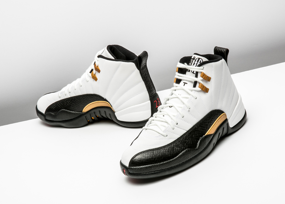 "5f9492522316f7 Air Jordan 12 ""Chinese New Year"" Release Date - Air 23 - Air Jordan ..."