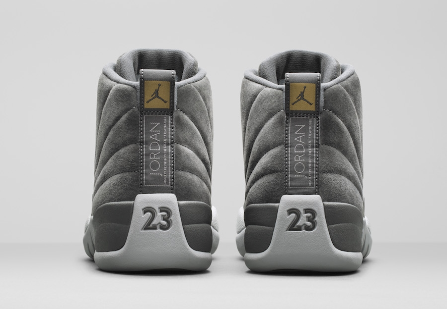 7fa56c738d1beb Air Jordan 12 Dark Grey - Air 23 - Air Jordan Release Dates ...