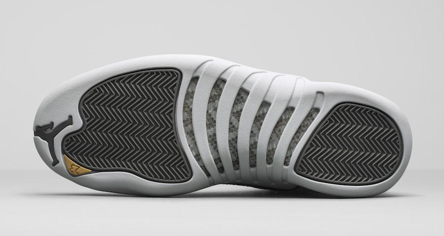 6c509ba4e2e Nike Air Jordan 12 Retro Low Wolf Grey Men's Basketball Shoes 308317-002