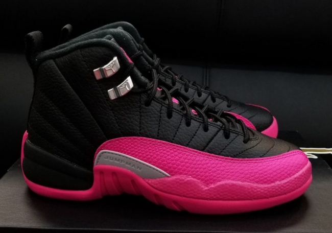 air jordan 12 deadly pink