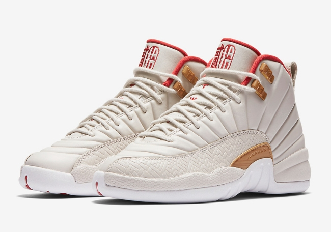 air jordan 12 gs chinese new year