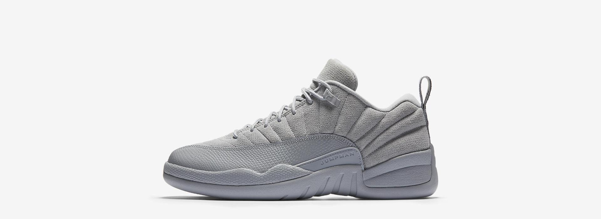 b616aa6e36540c air jordan 12 low wolf grey. NEW DS 2017 Nike Air Jordan Retro 12 XII ...