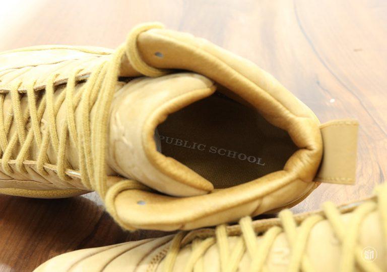 61b081c6ef7d Nike X PSNY Air Jordan 15 XV Medium Olive Size 13 Public School WVN  AO2568-200