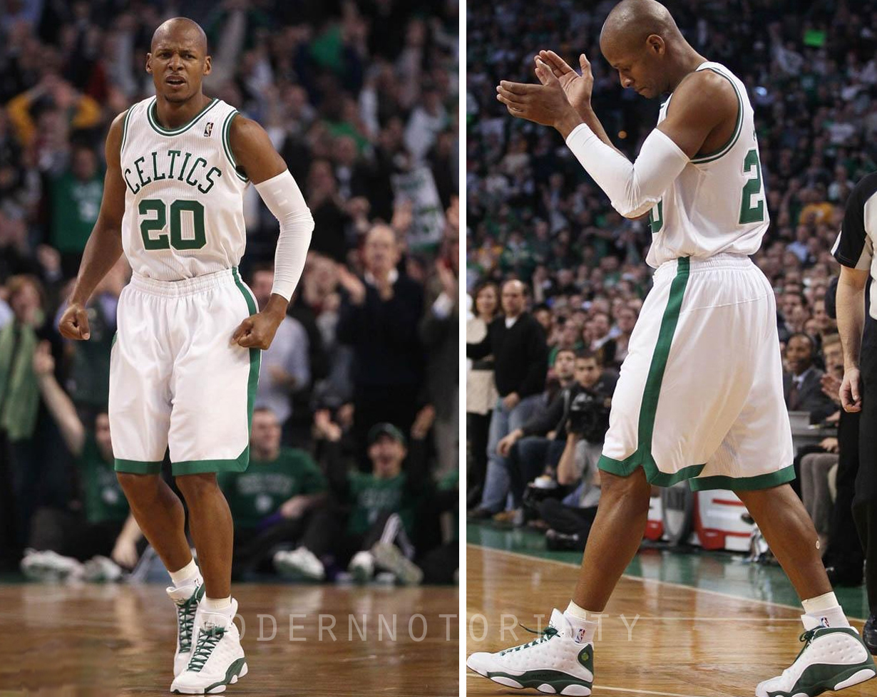 Air Jordan XIII Ray Allen 3-Point Record PE Release - Air 23 - Air ... d43b3c4c3