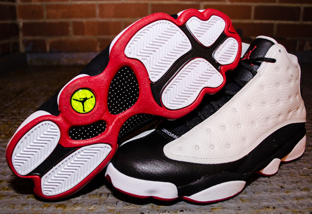 the best attitude c84cd 17506 Air Jordan 13 Retro