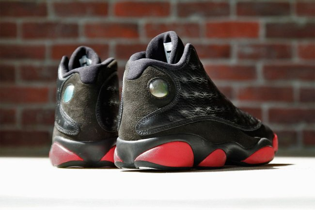 174a441209195a The Black Gym Red-Black Air Jordan 13 Retro will release on December 13