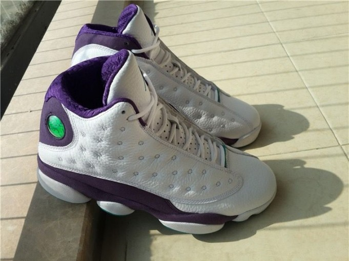 7c6dfcc44ebf Let s keep our fingers crossed for a change of heart from the Jordan Brand  design team. NIKE AIR JORDAN 13 ...