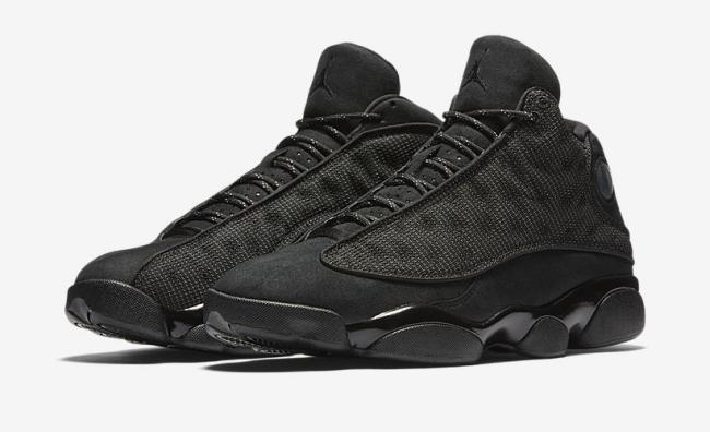 the best attitude 590e3 40e2c Air Jordan 13 (XIII) Retro Color  Black Anthracite-Black Style  414571-011.  Release Date  01 21 2017. Price   190.00