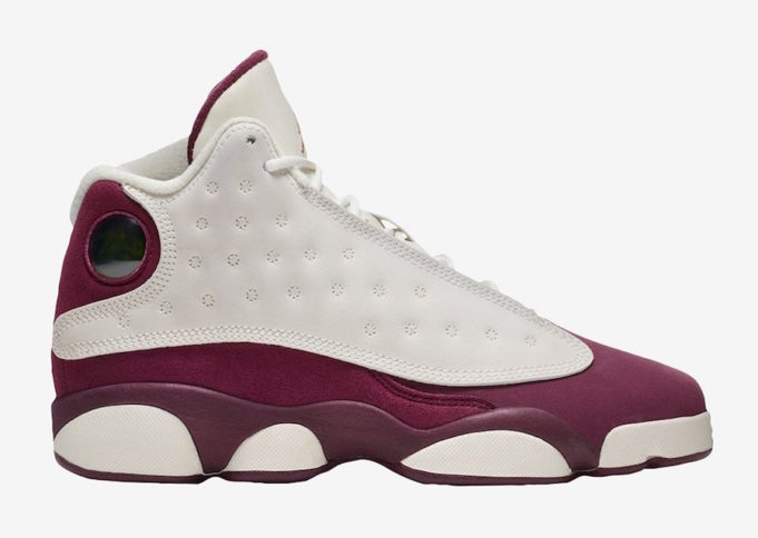 air jordan 13 bordeaux