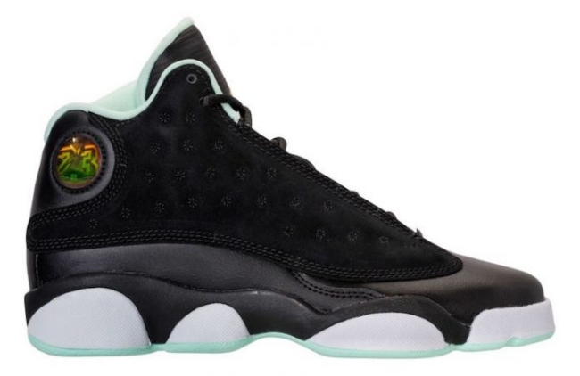 air jordan 13 mint foam release date
