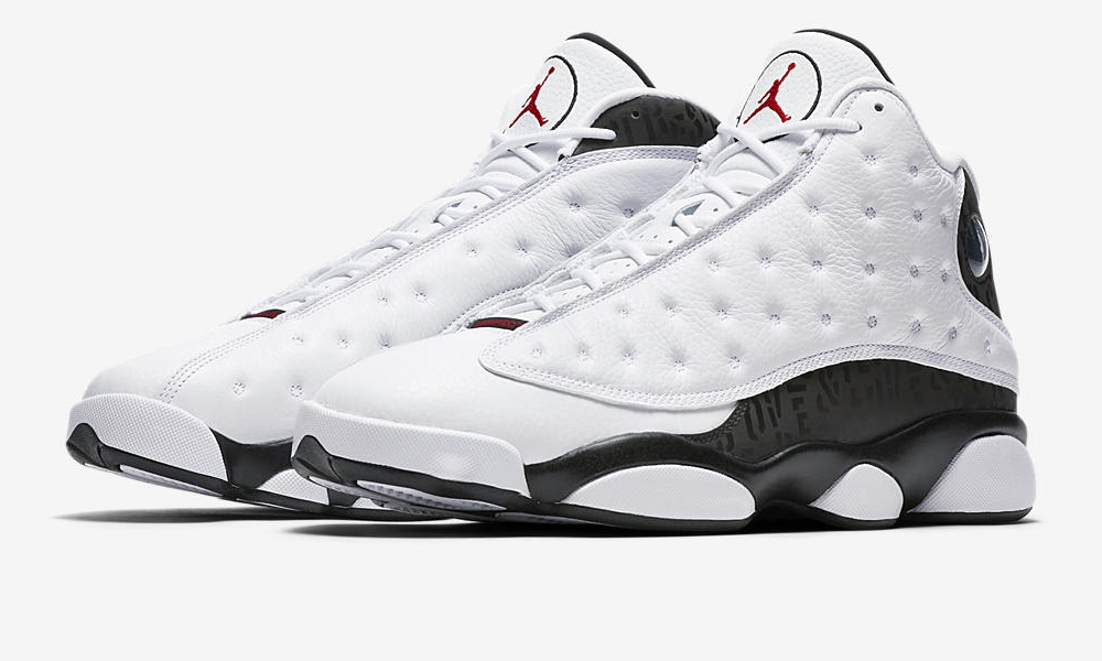 Air Jordan 13 Love and Respect Pack Available in U.S. - Air 23 - Air ... 2aa12ac0ee48