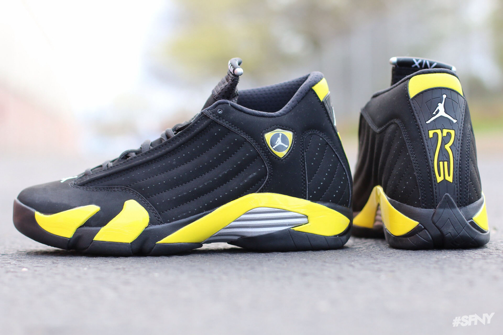 jordan 14 thunder for cheap
