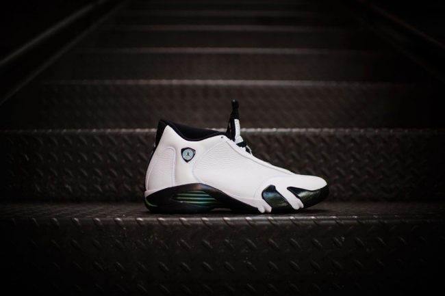 air jordan xiv oxidized green