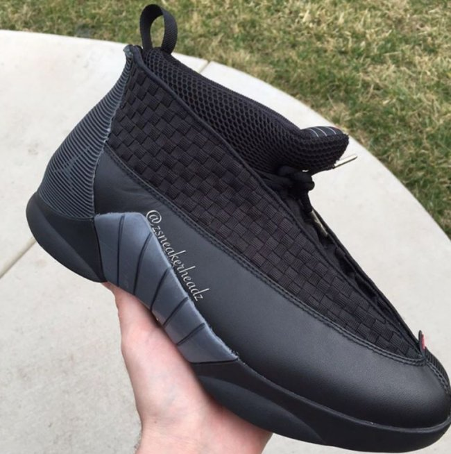 air jordan 15 stealth