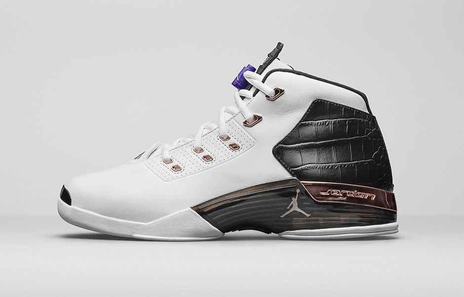 2aa5fd003acf05 Air Jordan 17+ Retro Copper - Air 23 - Air Jordan Release Dates ...