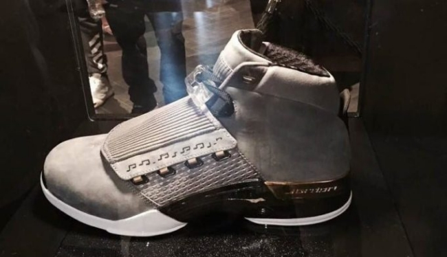 air jordan 17 trphy room